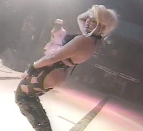 Jameica nude dancer