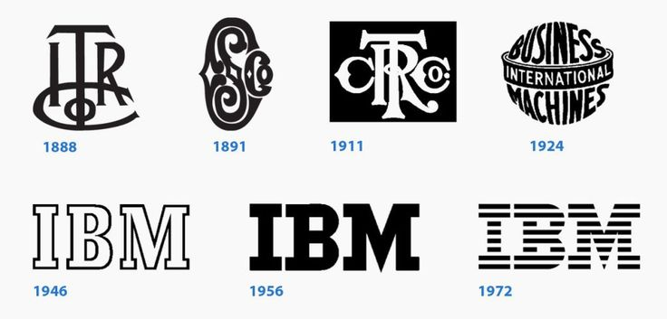How to design an enduring logo: Lessons from IBM and Paul Rand