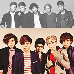 One Direction then and nowDirection 2012, Direction Lovers, Directioners 3 3 3, Direction Infection, I M Louder, Direction Obession, Favorite Band, Direction Luv, 2010 2012