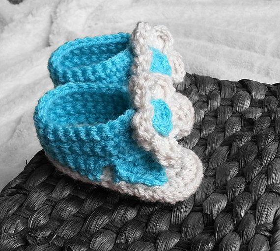 Sandali ragazza del bambino neonati Sandali sandali di YarnitCindy