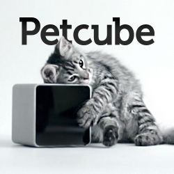 Petcube — by Petcube, Inc. Watch, talk and play laser games with