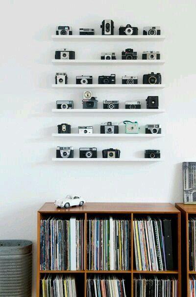 Beautiful cameras