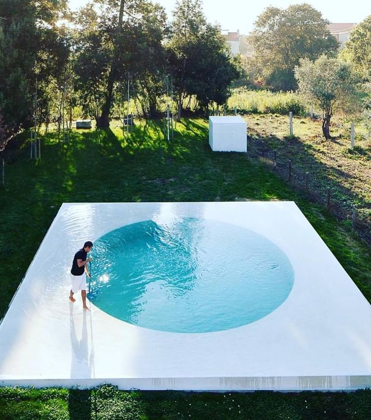 Cool Pool in Afife, Portugal