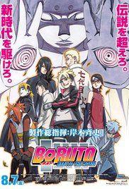 Where Cani Watch Boruto Naruto The Movie. nin exams, alongside Sarada Uchiha and the mysterious Mitsuki.