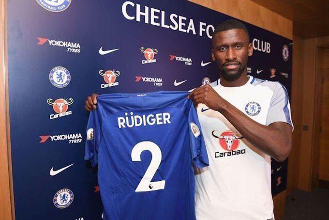 Chelsea FC se hace con los servicios del central Antonio Rudiger #Deportes #Fútbol