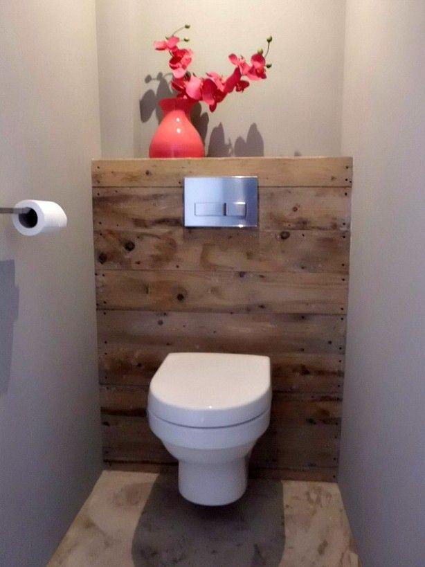 wc met sloophout