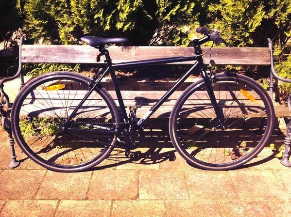 ^^SpikeyDaDecoy^^ @ameliacooper12 My #sexy bike @CELL Bikes Australia