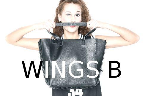 Wings B. Total Black