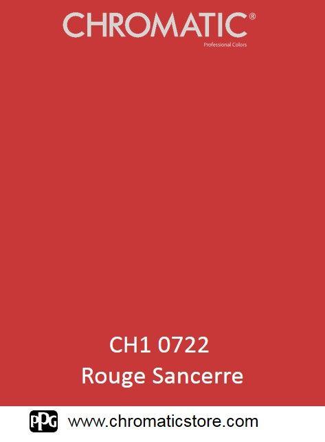 Finalisez votre projet peinture en vous rendant dans l'un de nos points de vente partenaires. Trouvez votre distributeur sur www.chromaticstore.com #rougesancerre #CH10722