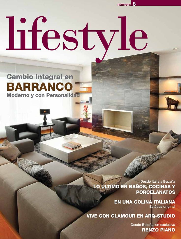 revista lifestyle 8 - Revistas De Decoracion