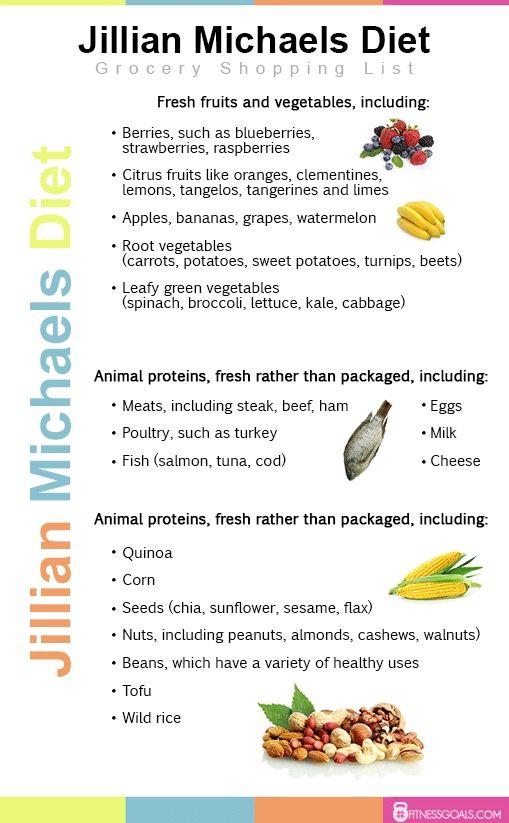 jillian michaels diet