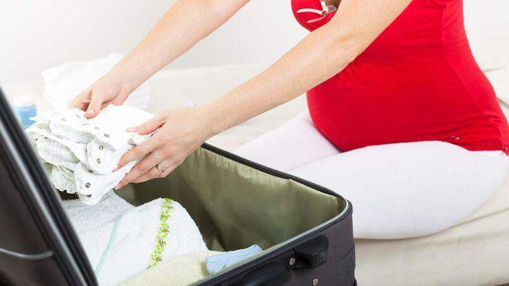 Hva bør du pakke i sykehusbagen