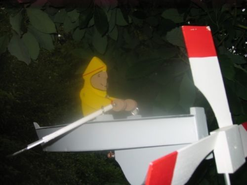 Wooden-Row-Boat-Whirligig | Wind things | Pinterest