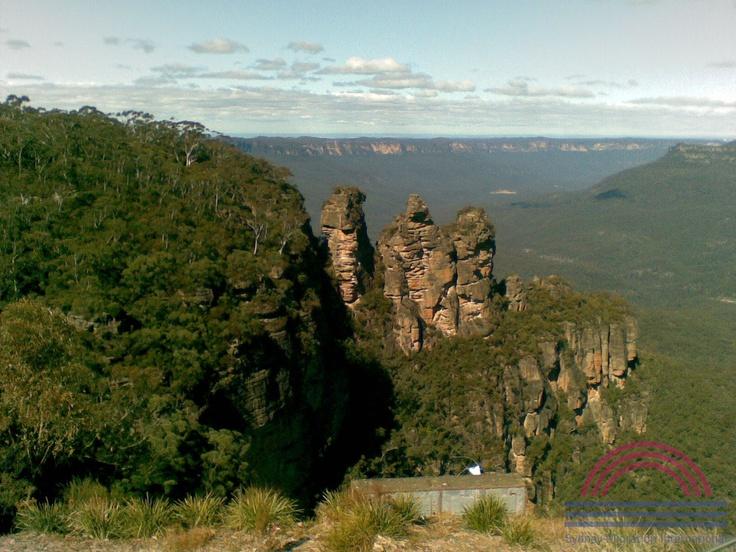 www.sydney-migration.de/visum_australien.html | visum australien - Three Sisters (Blue Mountains)