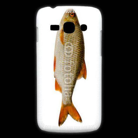 Coque Samsung Galaxy Ace3 Poisson Gardon