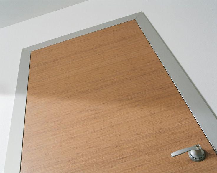 LSH: Bamboo Interior Doors? Modernus   Light Universal   Hinged Door    Bamboo Wood