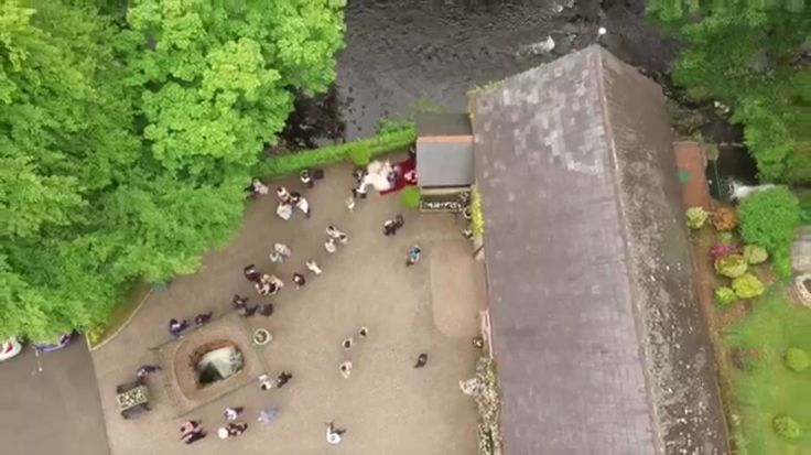 http://www.aerialaperture.co.uk/ I love this, something completely new to weddings (just when you thought everything had been done) aerial photography is achieved through the use of a drone capturing your big day from all angles. Make your wedding album stand apart from others. Photography and video capturing available. http://www.aerialaperture.co.uk/