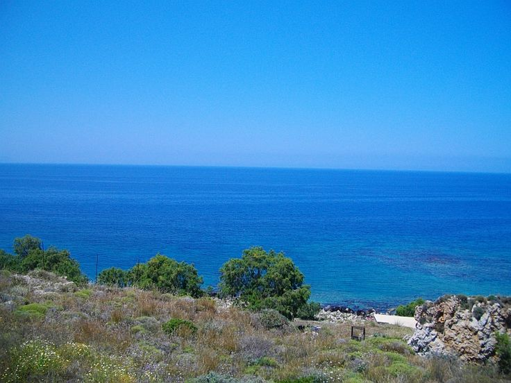 Amazing land for sale in Gerani, Rethymno, Crete, Greece
