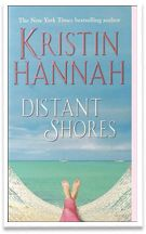 In her remarkable New York Times bestseller, Summer Island, Kristin Hannah struck a chord in readers and critics alike with her portrayal of the bittersweet reunion between an errant mother and her unforgiving daughter. Now Hannah once again reveals the fragile ties that bind a family in transition, as two people choose to escape the limits of their ordinary lives and reach for the extraordinary promise that lies on Distant Shores.