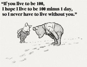 pooh and piglet <3