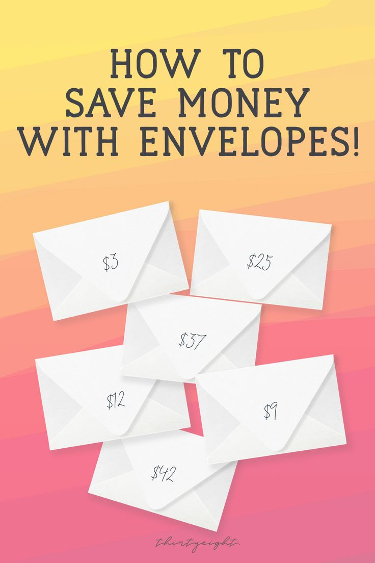 Save Money with Envelopes! – ALL OF 38!