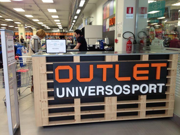 OUTLET Universo Sport Navacchio in Navacchio, Toscana | Universo ...