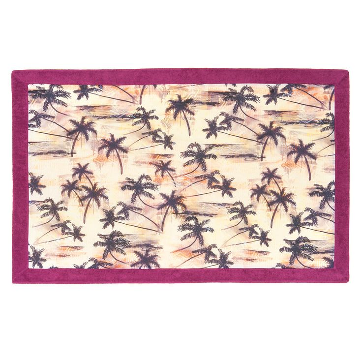 "The ""Coachella"" towel is perfect to match your bohemian holiday style!"