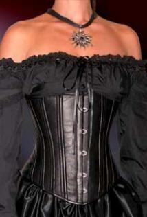 Купить корсет готическое платье