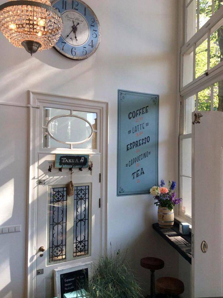 Cafe del Mare - Copyright Chalkboard
