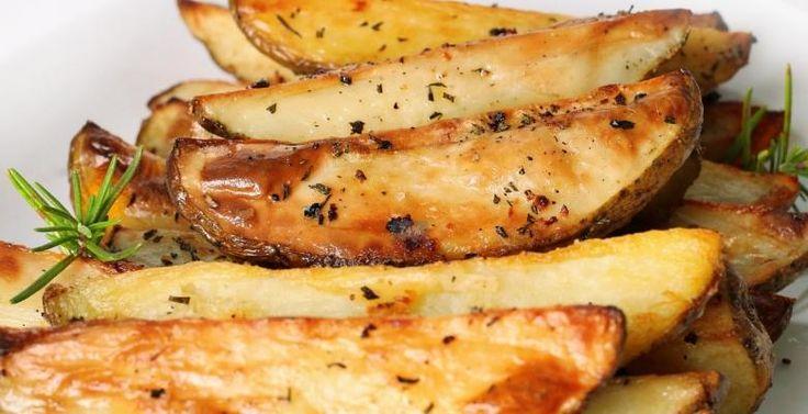 Parce que tout le monde adore les quartiers de pommes de terre, voici une recette irrésistible