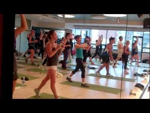 actual Kettlebell class w/ Delf Enriquez @ Equinox Santa Monica - YouTube