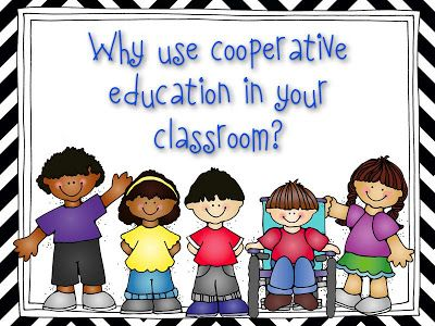 A day in first grade: Why should I use Cooperative Education in my class...