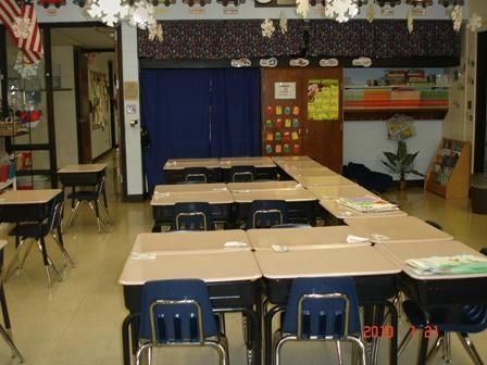 Image result for classroom desk arrangements for fifth grade