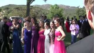 For my son's high school prom in May of 2012, they all gathered at a nearby park so parents could take photos and videos. Here's a short highlight reel from that day. Watch more I'm Not that Dad Vlogs: http://www.brucesallan.com/category/im-not-that-dad/