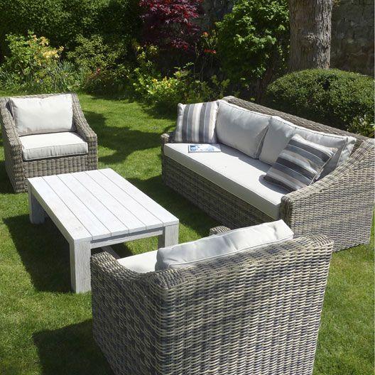 26 best Mobilier de jardin images on Pinterest | Backyard furniture ...