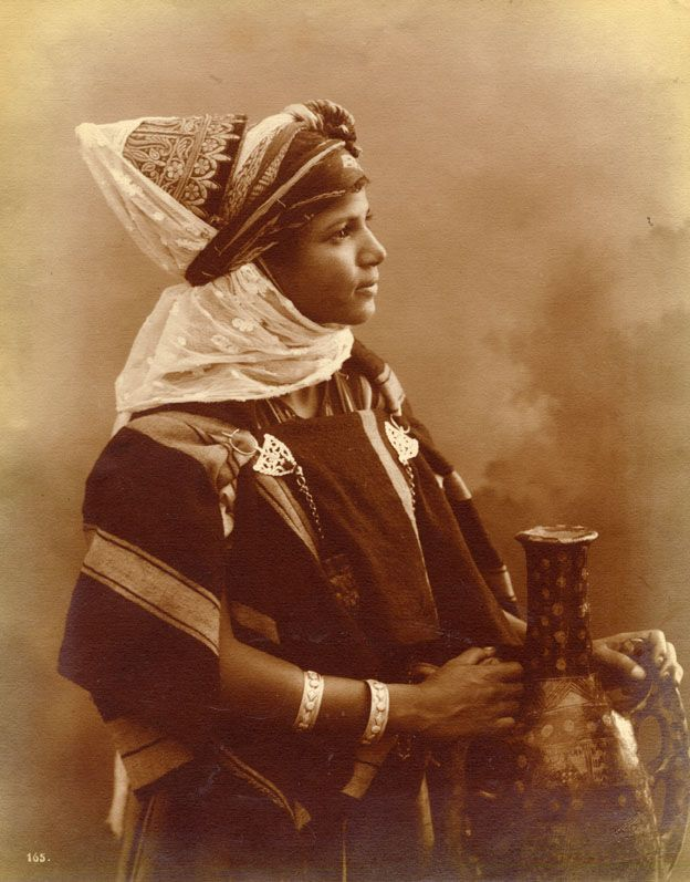 1000+ images about Traditional Clothing - Algeria on ...