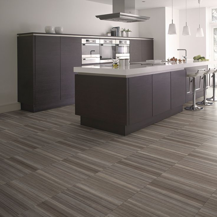 Amtico Kitchen Floor. Flooring TilesKitchen FlooringVinyl ...