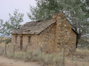 Sparta - Oregon Ghost Town
