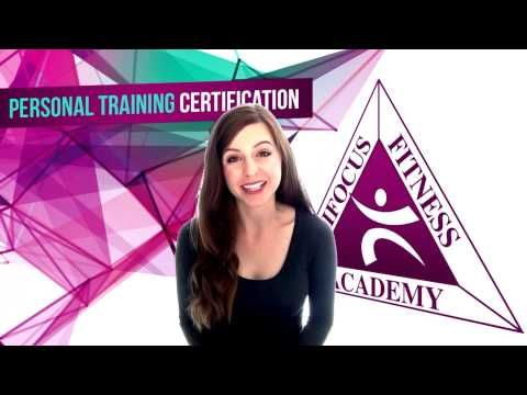Personal Training Certification Online | Become A Personal Trainer | Trifocus Fitness Academy