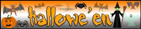 Halloween display banners (SB5915) - SparkleBox