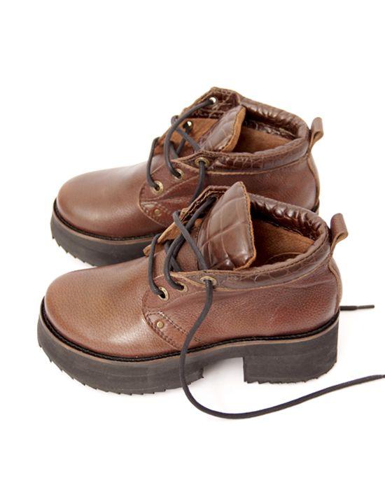 Abbey boots Oxblood - En 38!