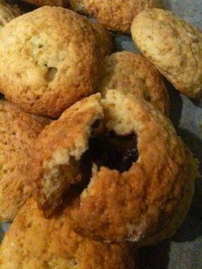 ⇒ Bimby, le nostre Ricette - Bimby, Biscotti con Cuore di Marmellata