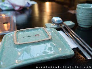 Purple bowl: Mahn Doo restaurant review