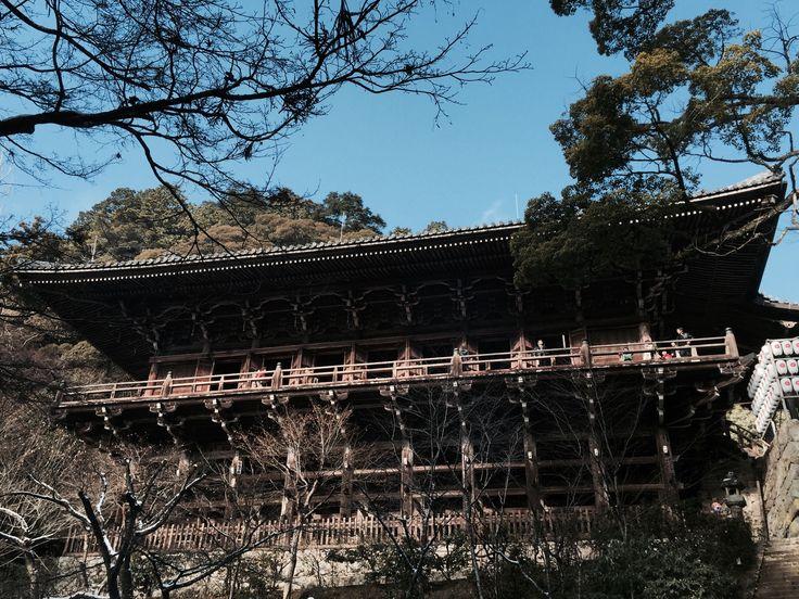 書写山 in 姫路市, 兵庫県