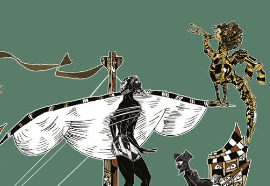 "O Μιχαλης Γκανας, με το ποιητικό του αισθητήριο ενεργοποιημένο, ξαναανακαλύπτει την #Οδύσσεια και την ""εξημερώνει"" για χάρη μας ______________________________ Γράφει ο Βαγγέλης Γραμματικόπουλος  #book #review #diavazo #vivlio Εκδόσεις Μεταίχμιο - Ekdoseis Metaixmio http://fractalart.gr/omirou-odysseia/"