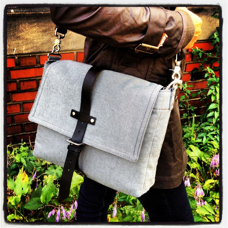 Raw Denim Bags & Accessories. #madeinusa  #menswear #womenswear #rawdenim.