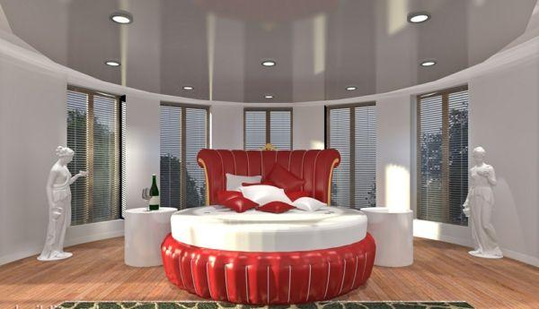 ber ideen zu runde betten auf pinterest betten traumh user und bettzeug. Black Bedroom Furniture Sets. Home Design Ideas