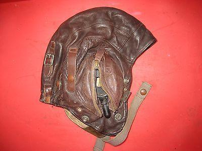 Ww2 era raf #flying #helmet,  View more on the LINK: http://www.zeppy.io/product/gb/2/262471375701/