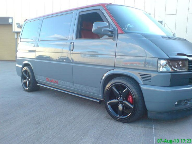 VW T4 Black Project