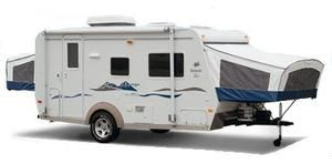 bantam trail lite hybrid camper - Google Search